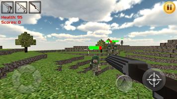 Screenshot of Battle Craft 3D