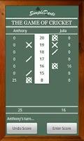 Screenshot of Simple Darts - Donation Module