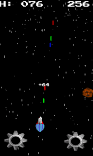 Galaxy Runner Free - screenshot