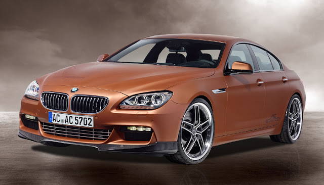 AC Schnitzer BMW Gran Coupe