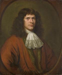 RIJKS: Bernard Vaillant: painting 1670