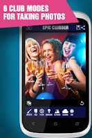 Screenshot of Epic Clubber - For Selfies