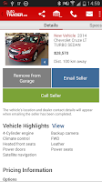Screenshot of autoTRADER.ca - Auto Trader