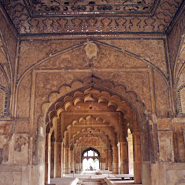 Red fort by Abhishek Ghosh - Buildings & Architecture Statues & Monuments