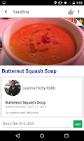 Screenshot of Urbanspoon Restaurant Reviews
