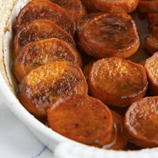Bourbon Sweet Potatoes Recipe