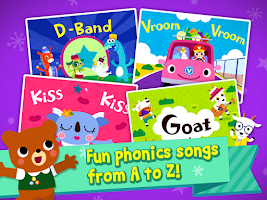 Screenshot of ABC Phonics