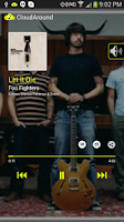Screenshot of CloudAround Lite Music Player
