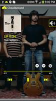 Screenshot of CloudAround Lite Music Player