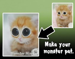 Screenshot of Monster Camera (Halloween Fun)