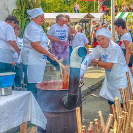 Plum Days Festival in Sirač by Štefan Brajković - News & Events Entertainment ( plum days festiva, croatia, bjelovar-bilogora county, sirač )