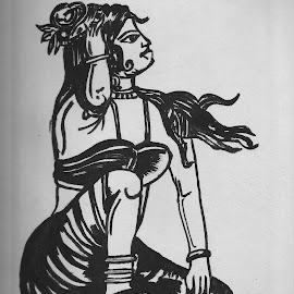 by Sanjit Mandi - Drawing All Drawing