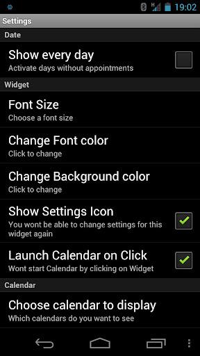 玩個人化App|Simple Calendar Widget Free免費|APP試玩