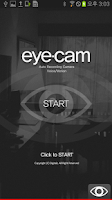 Screenshot of EYE CAM