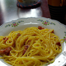 No Egg/Cream Carbonara