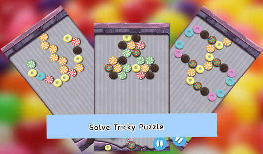 Candy Shooter Saga - screenshot