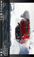 Screenshot of Car and Driver