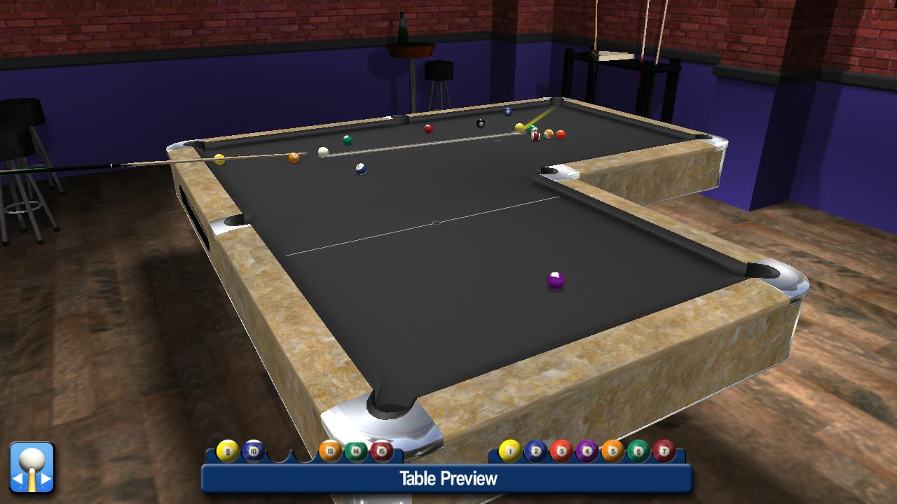 Pro Pool 2015 Screenshot 5
