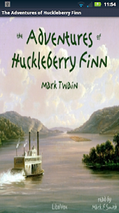 Adventures of Huck Finn audio
