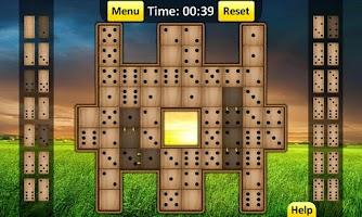 Screenshot of Domino Solitaire