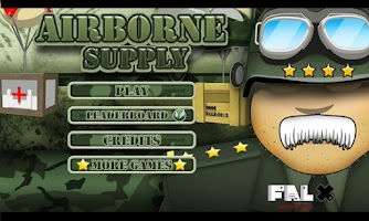 Screenshot of Airborne Supply