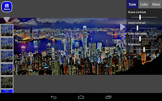 Screenshot of HDR Edit Free