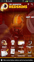 Screenshot of The Official Redskins App