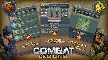 Screenshot of Combat Legions