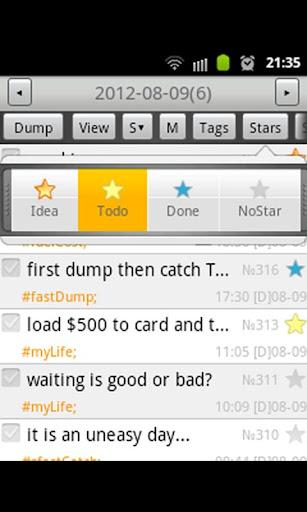 【免費生產應用App】fastDump-APP點子