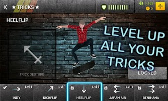 Screenshot of Boardtastic Skateboarding