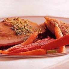 Braised Veal with Gremolata