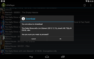 Screenshot of Media Downloader