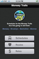 Screenshot of Monsey Trails