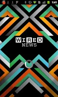 Screenshot of Wired News