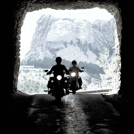 Afternoon Ride by Kurt Bailey - Transportation Motorcycles (  )