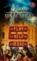 Screenshot of Break Bricks