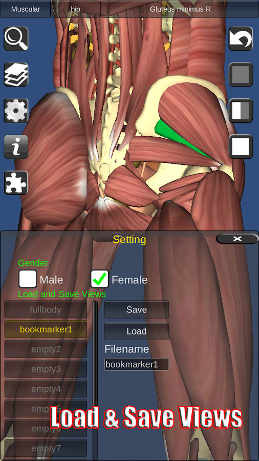 3D Anatomy Screenshot 7