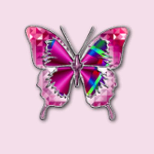 Butterfly10Theme 生活 App LOGO-APP試玩