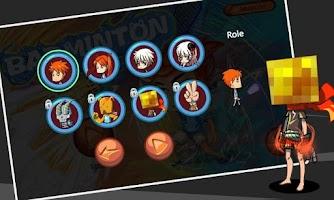 Screenshot of Badminton