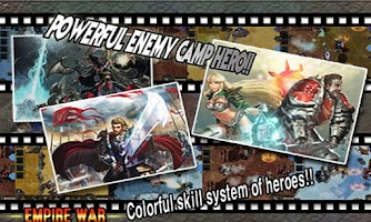 Screenshot of Empire War - Full Ver.