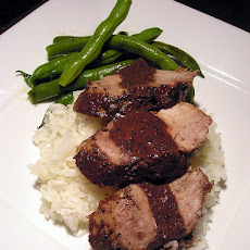 Emeril's Jamaican Jerk Pork Tenderloins