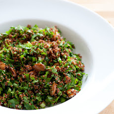 Asian (Chinese) Tabbouleh