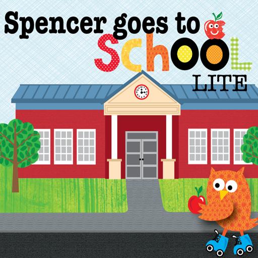 解謎必備App Spencer Goes to School Free LOGO-綠色工廠好玩App