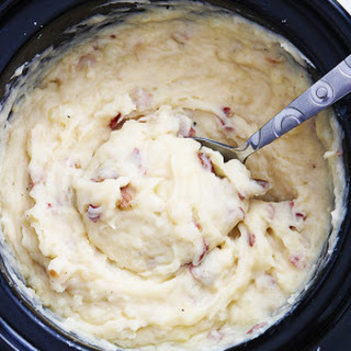 Slow Cooker Mashed Potatoes
