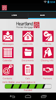 Screenshot of Heartland Bank Premier
