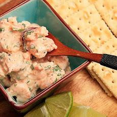 Coctel De Camarones (Colombian-style Shrimp Ceviche Cocktail)