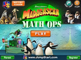 Screenshot of Madagascar Math Ops Free