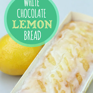 White Chocolate Lemon Bread