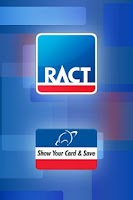 Screenshot of RACT Show Your Card & Save