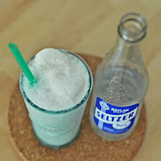 Vanilla Ice Cream Soda